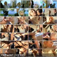 PickupFuck - Kathy - Blonde In Crazy Public Fuck Adventure [HD 720p]