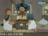 Винтик и Шпунтик – веселые мастера (1960) SATRip