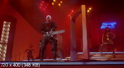 Бегущий человек / The Running Man (1987) BDRip | MVO