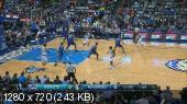 ���������. NBA 14/15. RS: Charlotte Hornets @ Dallas Mavericks [22.02] (2015) WEB-DL 720p