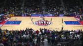 ���������. NBA 14/15. RS: Cleveland Cavaliers @ Detroit Pistons [24.02] (2015) WEB-DL 720p | 60 fps