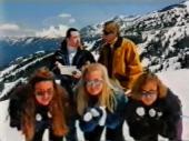 Безумные лыжники / Ski Hard (1995) VHSRip | AVO