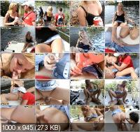 PickupFuck - Kathy Sweet - Public Sex On A Boat With A Hottie [SD]