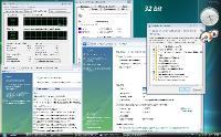 Windows Vista Ultimate SP2 x86-x64 RU SM 121125 by Lopatkin (2012) Русский