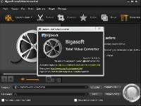 Portable Bigasoft Total Video Converter 4.5.4.5542 (Rus / ML)