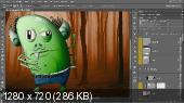 Photoshop CC Один-на-Один. Мастер (2014) Видеокурс