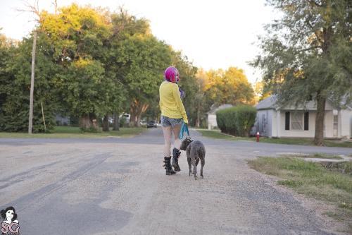 Ayako - Dog Walk