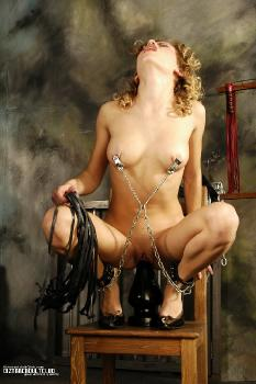 Self-chained and lashed